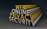 Web Privacy poster