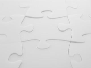 Interlocking puzzle pieces