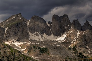 Cirque of the Towers-Wyoming