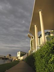 modern architecture at berlin