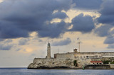 Morro fortress in Havana Bay