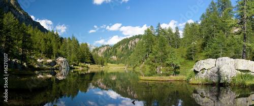 Lago delle Streghe Parco Nazionale Devero Veglia © Ivan Floriani