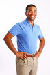Happy Young Man Portrait Isolated