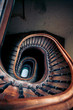 Very old spiral staircase - 16278999