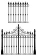 Gate and Fence - 16280111