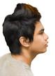 Portrait of punk Asian teenager