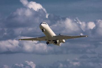 Flugzeugstart, Flugzeug