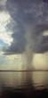 beginning of the tornado