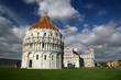 Baptistary in Pisa