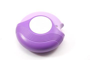 Purple Inhaler