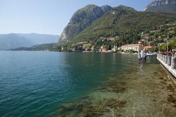 Menaggio riva sul lago di Como