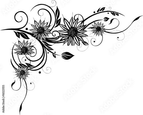 gamesageddon blumen ranke filigran floral schn rkel bl ten lizenzfreie fotos vektoren. Black Bedroom Furniture Sets. Home Design Ideas