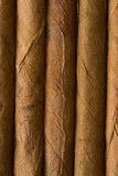 detail of cuban cigar