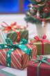 クリスマスイメージ, プレゼントボックス
