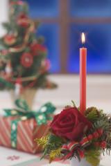 クリスマスイメージ, キャンドル