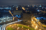 Nigth view on city center of Lima, Peru - Fine Art prints