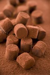 バレンタインイメージ, 生チョコレート