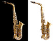 Saxophone - 16342354