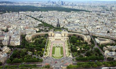 Trocadero and the Palais de Chaillot