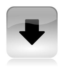 Arrow glossy icon