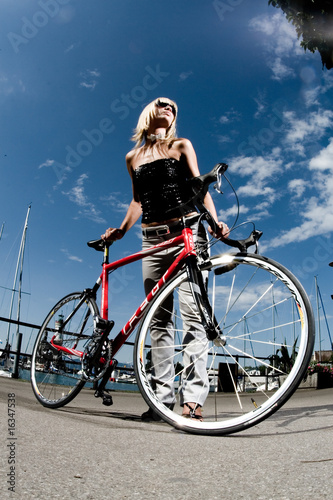 Bicycle fashion