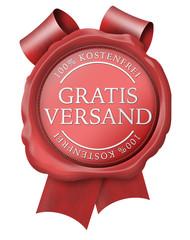 siegel seal gratis versand free shipping