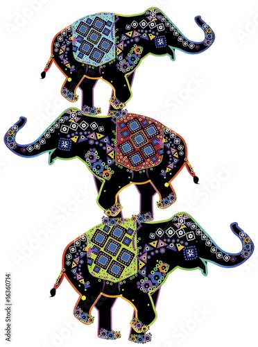 elephants - 16360714