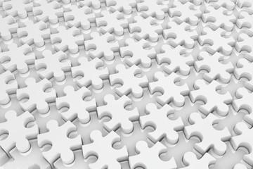 Jigsaw Puzzle Floor