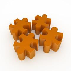 Jigsaw Puzzle, 4
