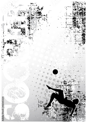 soccer poster background 5