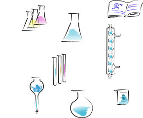 chemical clipart