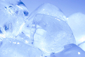 ice cube stack