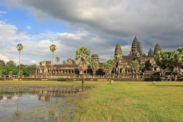 Angkor Vat,façade est