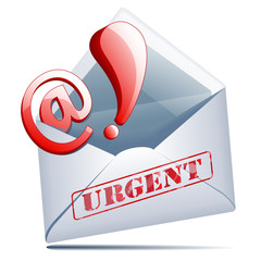 mail urgent
