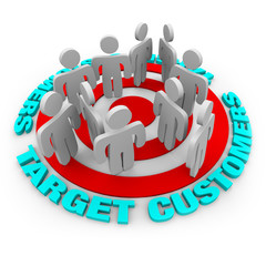Target Customers - Red Target