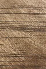 Brass textured surface