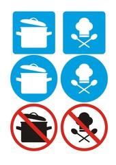 Küchen-Schilder