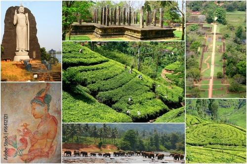 Le Sri Lanka en images