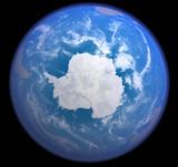 Antarktis aus dem All