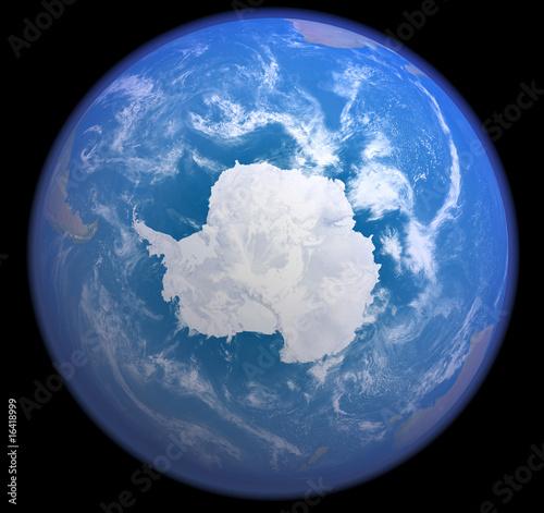 Antarktis aus dem All - 16418999