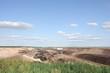Braunkohletagebau + Windenergie