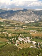 Thorame - vallée de lans