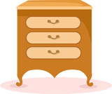chest of drawer poster