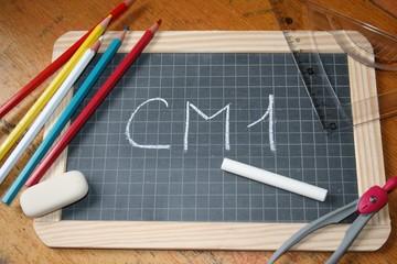 ardoise CM1