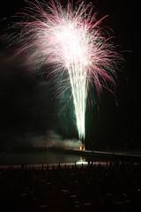 """""""Incendio del Mare"""" @ Lignano Pineta 16/08/2009 -17"""