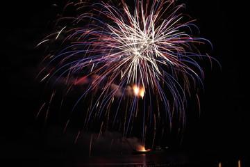 """""""Incendio del Mare"""" @ Lignano Pineta 16/08/2009 -04"""