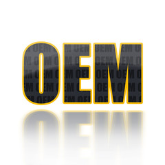 OEM - Original Equipment Manufacturer (Conceptional Version)