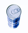 Isolated tin can