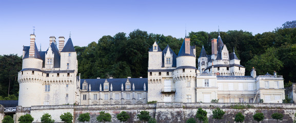 Usse chateau, France