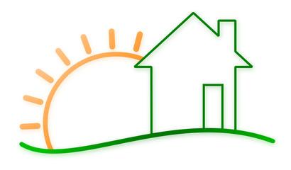 house/ home logo